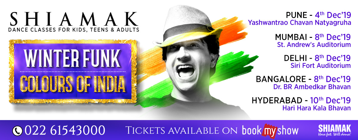 Winter Funk Show - 8th December - BookMyShow