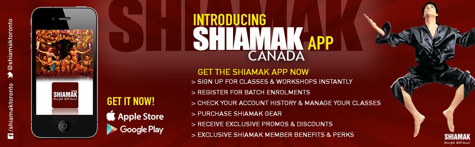 Introducing - The SHIAMAK App