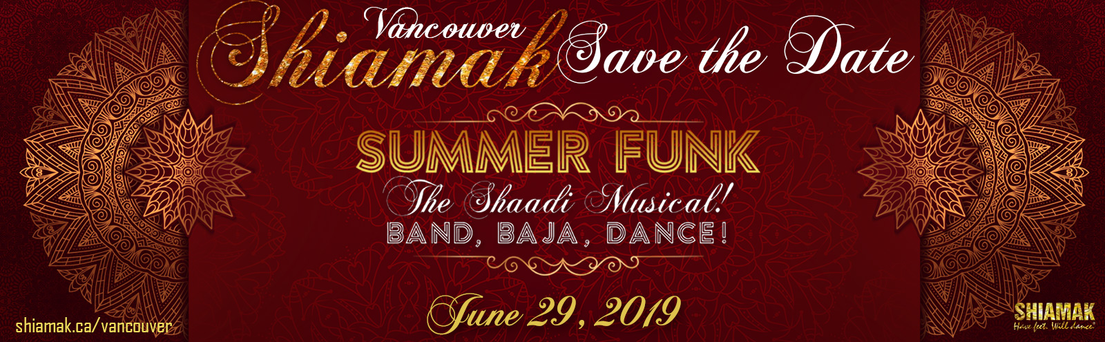 Summer Funk 2019 - Save the Date