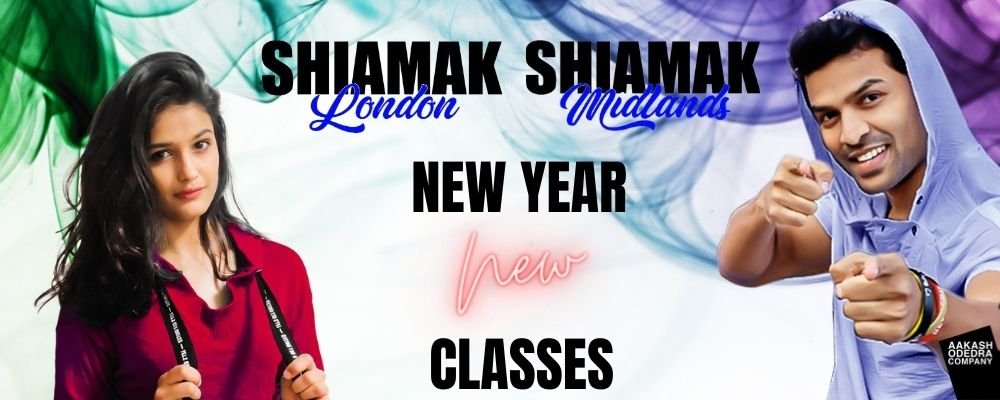 Shiamak UK January Classes